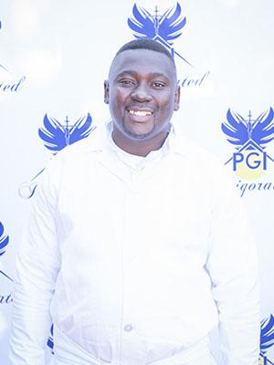 Mr Sizwe Mpunzana
