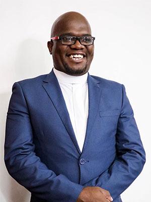 Mr Phakamani Mthethwa