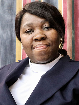 Mrs Thabisile Nkosi
