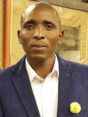 Mr Thamsanqa Mhlongo