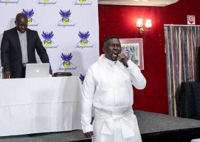 Jnr Pastor Sizwe Mpunzana