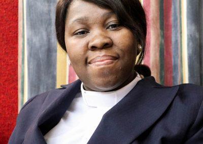 Junior Pastor Mmankosi-Secunda